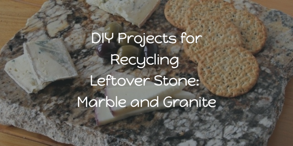 DIY Projects For Recycling Leftover Stone Marble And