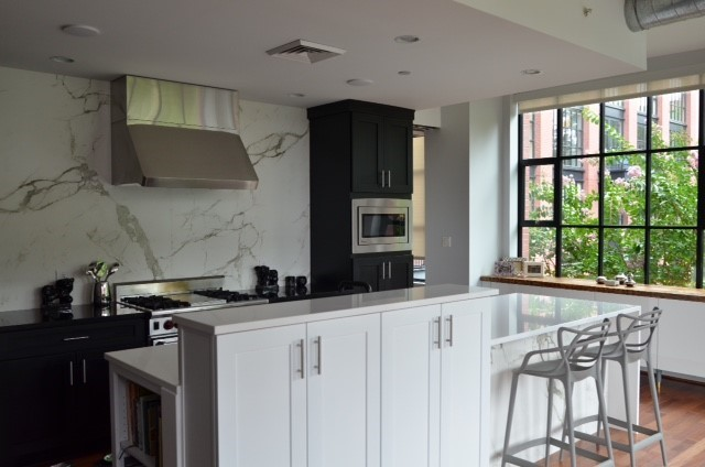 Falling In Love With A Full Height Backsplash Marblex