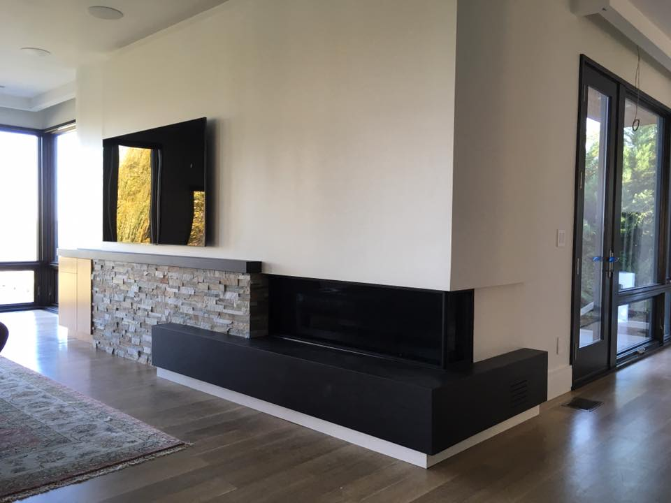 2017 Fireplace Trends